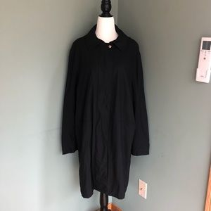 UTEX DESIGN BLACK COAT